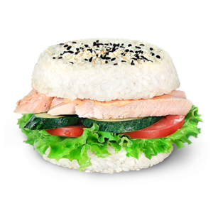 SushiBurger with Chicken